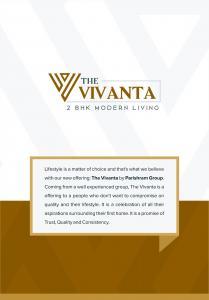 Parishram The Vivanta Brochure 2
