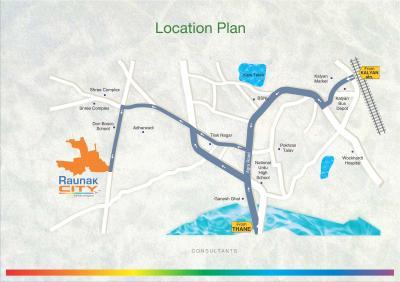 Raunak City Sector IV D9 Brochure 2