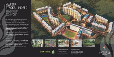 Savvy Swaraaj Sports Living Brochure 4