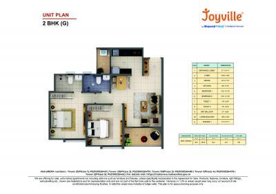 Joyville Hadapsar Annexe Phase 4 Brochure 16