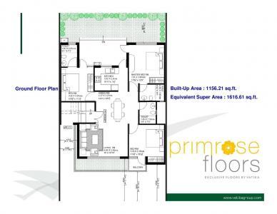 Vatika Primrose Floors Brochure 9