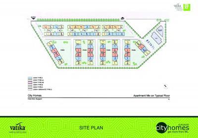 Vatika City Homes Brochure 7