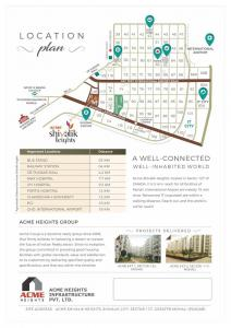 Acme Shivalik Heights Brochure 8