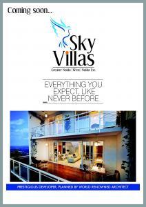 Aarcity Sky Villas Brochure 1