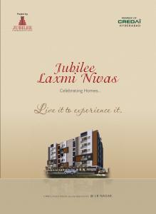 Jubilee Laxmi Nivas Brochure 1