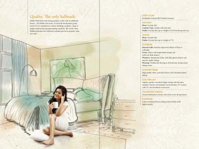 Siddha Water Front Brochure 13