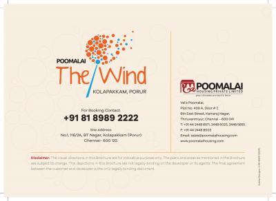 Poomalai The Wind Brochure 30