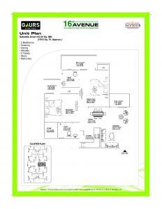 Gaursons India Gaur City 2 16th Avenue Brochure 4