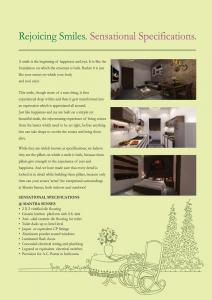 Mantra Senses Brochure 3