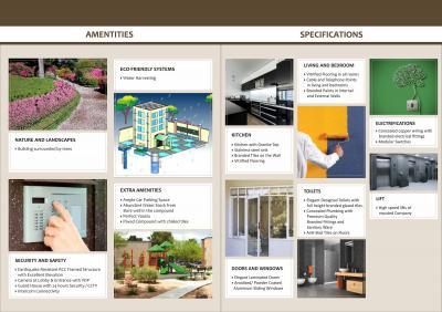 Tirupathi The Windsor Brochure 5