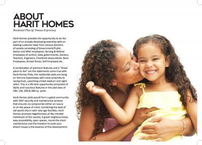Harit Homes Residential Plots Brochure 5