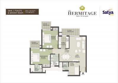 Satya Group The Hermitage Brochure 9