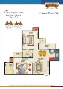 Amrapali Princely Estate Brochure 11