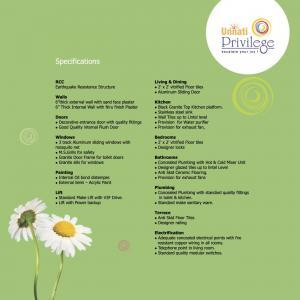 Ram Unnati Privilege Brochure 5