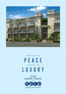 BPTP Monet Avant Floors Brochure 1