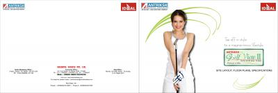 Colorful Estates Private Limited Antriksh Golf View II Brochure 1