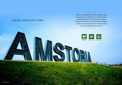BPTP Amstoria Lutyens Plots Brochure 2