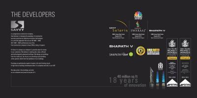 Savvy Swaraaj Sports Living Brochure 2