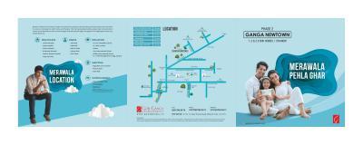 Goel Ganga Newtown Phase 2 Brochure 1