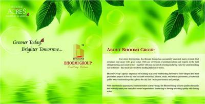 Bhoomi  Acres M wing Brochure 2