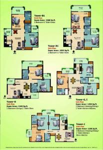 Ajnara Homes Brochure 3