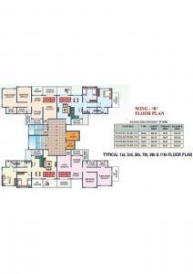 Vaishnavi Builders Pune Sahil Vighnesh Residency Brochure 5