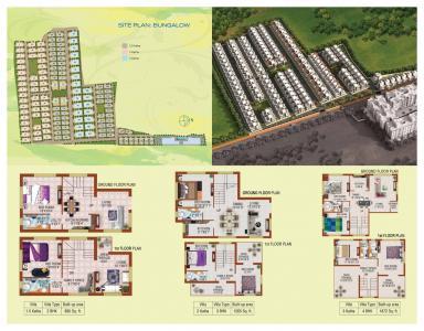 Bloomsbury Convicity Villas Brochure 2