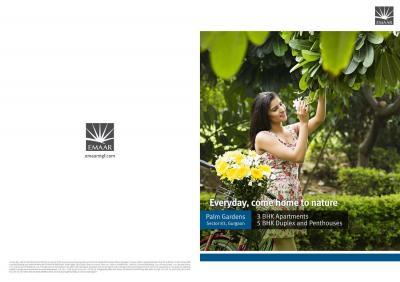 Emaar Palm Gardens Brochure 1