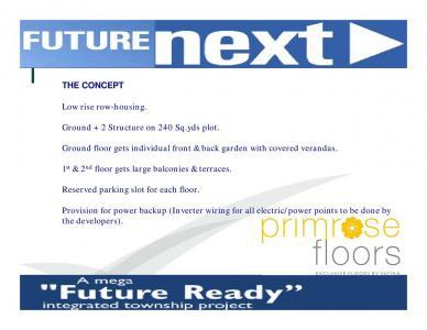 Vatika Primrose Floors Brochure 6