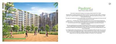 Jaypee Greens The Pavilion Court Brochure 2