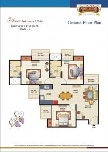 Amrapali Princely Estate Brochure 13