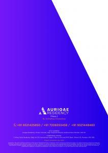 Adinathay Aurigae Residency D Wing Brochure 5