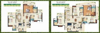Colorful Estates Private Limited Antriksh Golf View II Brochure 5