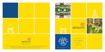 Tata Value Homes Santorini Brochure 1