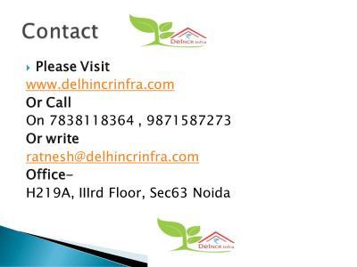 Del NCR Surya Chaman Enclave Plots Brochure 14