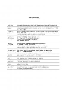 Vishwanath Greencraft Residences Brochure 7