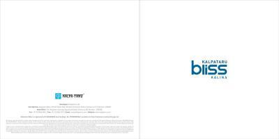 Kalpataru Bliss Apartments Brochure 1