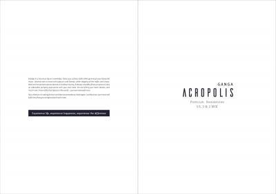 Goel Ganga Acropolis Brochure 2