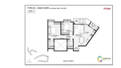 Bhartiya Nikoo Homes 2 Brochure 15