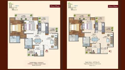 BS Vaibhav Heritage Height Brochure 8