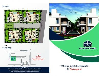 Dev Pristine Villa Brochure 1
