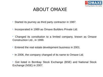 Omaxe Riyaasat Brochure 3