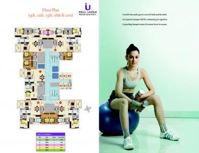 Ideal Unique Residency Brochure 10