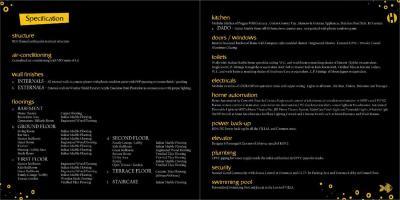 Supertech Cape Villa Brochure 21