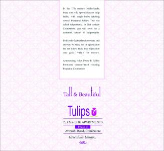 Vascon Tulips Brochure 3