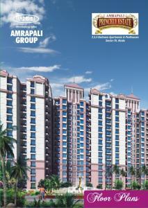 Amrapali Princely Estate Brochure 1