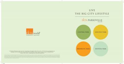 Ekta Parksville Phase I Brochure 1