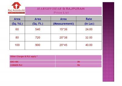 Raj Harsh Vihar Villas Brochure 18
