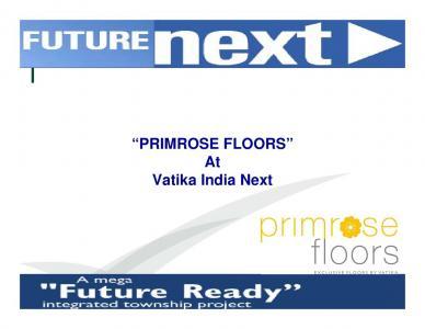 Vatika Primrose Floors Brochure 5