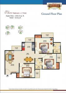 Amrapali Princely Estate Brochure 14